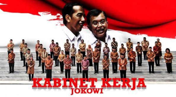 Reshuffle Kabinet Jilid II, 10 Kementerian Layak Ganti demiNawacita