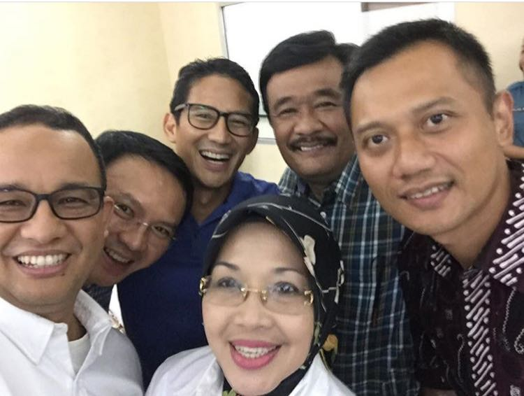 Anies Baswedan Sang Kuda Hitam dan Prediksi Sang PangeranCikeas