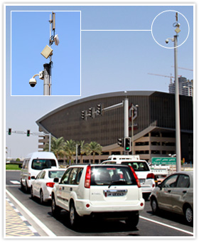 traffic_signals_cctv_wireless_qatar