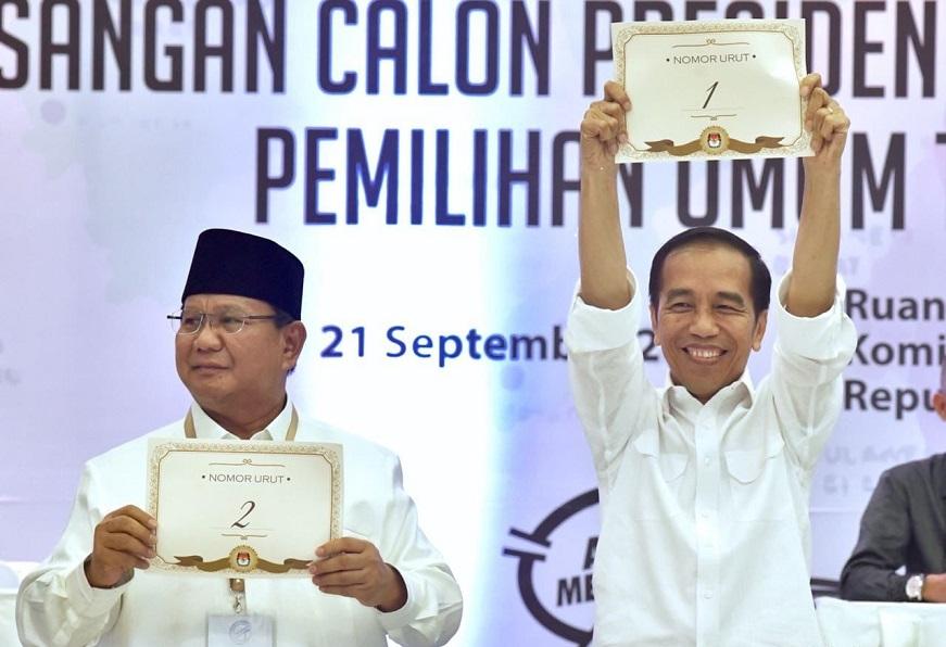 Quo Vadis, Suara Jokowi2019